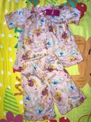 #新品#ディズニープリンセス 可愛いパジャマ110�A