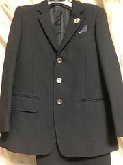 男子スーツ130 卒園入学 ヒロミチナカノ ネクタイ サスペンダー