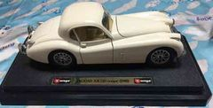 中古*長期保管*ジャガーXK120*jaguar車の模型