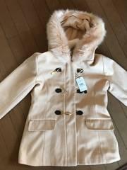 新品タグ付き☆ワンウェイのコート