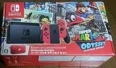 新品 Switch マリオオデッセイ Nintendo 任天堂