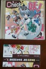 (CD)Angelic Quasar☆Check it up 妖!★帯付き♪東方アレンジ♪♪