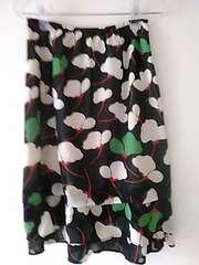 ホコモモラ シフォンスカートサイズ40 定形外250