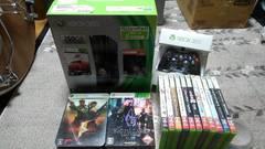 XBOX360 & ソフト13本