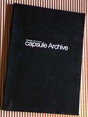 [ムック] capsule Archive MARQUEE special issue 中田ヤスタカ
