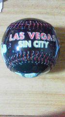 ラスベガスSINCITY/アメリカンSEKY野球ボール/カラフル/貴重品