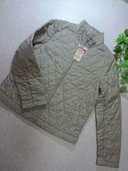 *無印良品* スタンドジャケット  カーキ M 新品 6195円