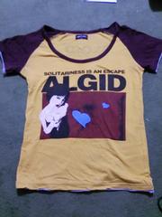 美品 Tシャツ ビンテージ風 ハート SLY マウジー好きに