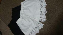 大人可愛い〓裾総花刺繍フェアリー〓新品フリーサイズ