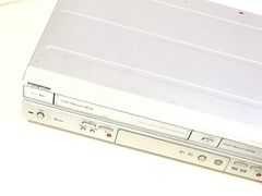 MITSUBISHI ビデオANDDVDデッキVHSレコーダー ジャンク品部品取