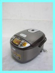 象印IH炊飯器(3合炊き・極め炊き)NP-GG05-XTステンレスブラウン2016年製
