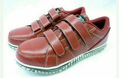 送料込K-ZOC[KZS-1100レッド]安全靴27cm