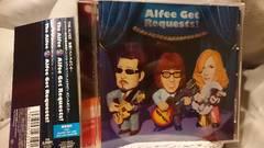 The Alfee「Alfee Get Requests!」ベスト/初回B/帯付/アルフィー