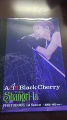 Acid Black Cherry/project shangri-la/PHOTO BOOK 1st season