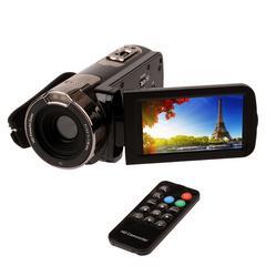 【人気】フルハイビジョンビデオカメラ 2400万画素 1080P