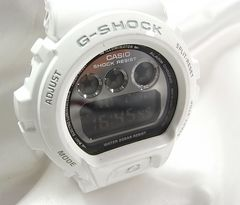 ◆本物確実正規カシオ Gショック 腕時計DW-6900 ホワイト