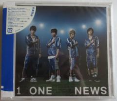 ★新品未開封★ NEWS ONE -for the win- 初回盤B CD
