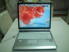 すぐ使える XP 15型液晶 DVDマルチ FMV-NB50M 綺麗