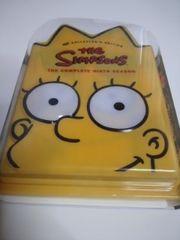 シンプソンズシーズン9 DVDBOX購入特典リサヘッド送料込み