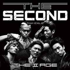 即決 特典付 THE SECOND from EXILE THE II AGE (+DVD) 新品