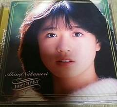 ベストCD 中森明菜 Akina Nakamori 1982-1985 帯無し