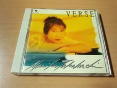 高橋真梨子CD「VERSE」●