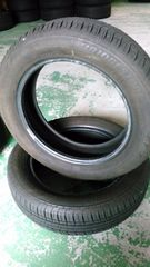 4061811)激安送料無料ブリヂストン国産タイヤ2本セット155/65R14軽自動車用