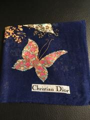 ★Christian Dior★ハンカチ♪