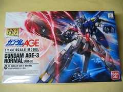 1/144 HG-AGE21 [AGE-3] ガンダムAGE-3 ノーマル 機動戦士ガンダムAGE
