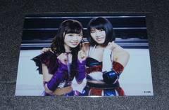 AKB48 シュートサイン 特典生写真1枚 中井りか・横山由依