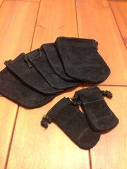 クロムハーツ純正革袋7枚セット