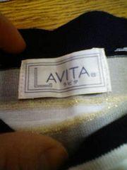 新品★お姉系『LAVITA』半袖〓M〜Lくらい