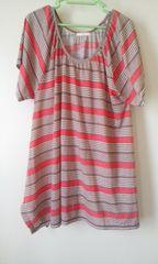 3LAラインボーダーTシャツ