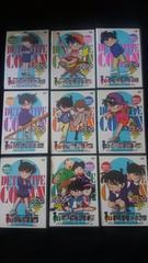 名探偵コナンPART7 Volume.1-9 TVアニメ 全巻ポストカード付き