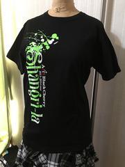 ☆アシッドブラックチェリー☆シャングリラツアーTシャツ