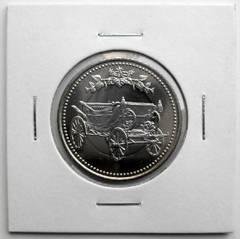 ◆平成31年 天皇陛下御在位30年記念 500円ニッケル黄銅貨 未使用