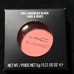 新品MAC プロロングウェア ブラッシュロージーアウトルック