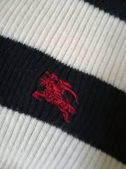 未使用★BURBERRYhorse刺繍★安室ちゃん着用サマートップ