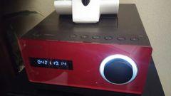 2013年式 ミニコンポ ipodドッグ CD メーカーpioneer