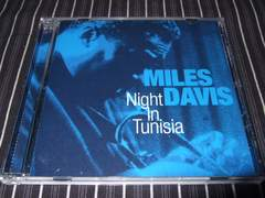 MILES DAVIS『NIGHT IN TUNISIA』美品(MAX ROACH,HANK JONES)