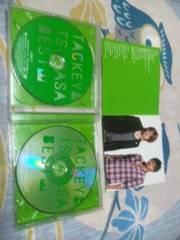 《タッキー&翼/タキツバベスト》【CDアルバム】2枚組・限定盤