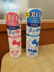 DHC濃密うるみ肌化粧水乳液 新品未開封送料込み