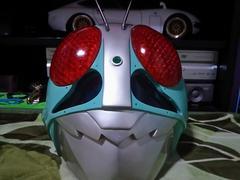 仮面ライダー1号・1/1マスク