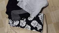 64cm ズボン 半袖Tシャツ 4点セット