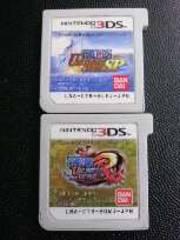 2作セット/3DS[ワンピースアンリミテッド]クルーズスペシャル&ワールドレッド