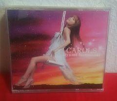 浜崎あゆみ シングル CD+DVD ♪CAROLS