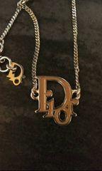ディオール「Dior」ロゴブレスレット