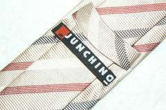JUNCHINO ネクタイ ストライプ柄 710224C137R1
