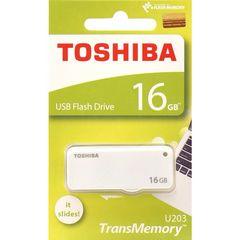 東芝 USBフラッシュメモリー 16GB THN-U203W0160E4