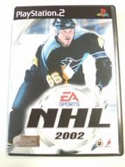 (PS2)EA SPORTS NHL 2002☆ナショナルホッケーリーグアイスホッケー即決価格
